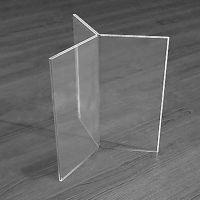 менюхолдер (тейбл тент) формат А4 луч